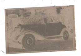 Négatif De Photographie , Automobile , Vue De Côté , 9 X 6 - Photography