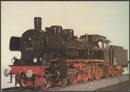 Model Of British Railways No 3810 - J Arthur Dixon Postcard - Trains