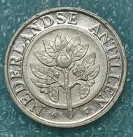 Netherlands Antilles 25 Cents, 1997 -1014 - Antillen (Niederländische)