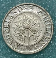 Netherlands Antilles 25 Cents, 1997 -1014 - Antillas Nerlandesas