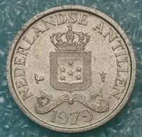 Netherlands Antilles 1 Cent, 1979 ↓price↓ - Antilles Neérlandaises