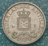 Netherlands Antilles 1 Cent, 1979 -2357 - Antillen (Niederländische)