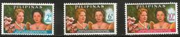 Philippines - 1965 Princess Beatrix Of Netherlands Visit MNH **   Sc 931-3 - Philippines