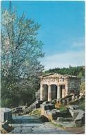 Greece, The Treasure Of The Athenians At DELPHI, Unused Postcard [21566] - Greece