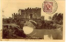 POSTA PNEUMATICA CENT 2 ROMA CENTRO - 1861-78 Vittorio Emanuele II