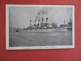 US Battleship  The Louisiana  >   Ref 3016 - Warships