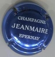 CAPSULE-CHAMPAGNE JEANMAIRE N°12 Bleu Métallisé & Blanc - Champagne