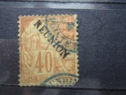 VEND TIMBRE DE LA REUNION N° 26 !!! - Reunion Island (1852-1975)