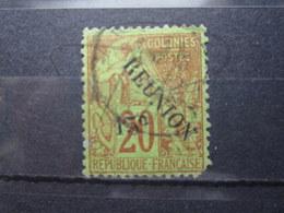 VEND TIMBRE DE LA REUNION N° 30 !!! (b) - Reunion Island (1852-1975)