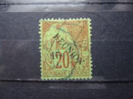 VEND TIMBRE DE LA REUNION N° 30 !!! (a) - Reunion Island (1852-1975)