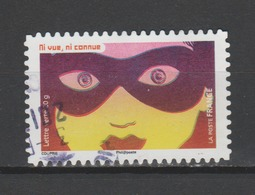 """FRANCE / 2015 / Y&T N° AA 1188 : """"La Vue"""" (Ni Vue, Ni Connue) - Choisi - Cachet Rond - Adhesive Stamps"""