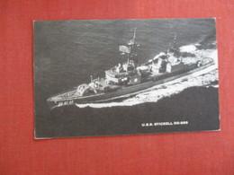 U.S.S.   Stickell  DD 888  Ref 3016 - Warships
