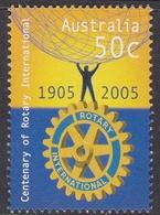 Australia ASC 2197 2005 Rotary, Mint Never Hinged - 2000-09 Elizabeth II