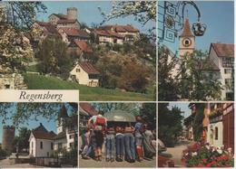 Regensberg - Multiview - Photo: E. Baumann - ZH Zurich