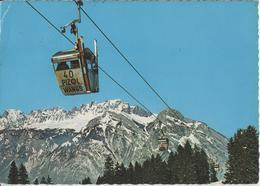 Skigebiet Pizol - Luftseilbahn Wangs-Pizol - Photo: A. Steinemann - SG St. Gall