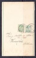 EXTRA-18-07- 53 LETTER FROM DENMARK TO AUSTRIA. 15.12.1889. - 1864-04 (Christian IX)