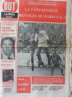 Football - Journal BUT N°611 (9 Janv 1978) PSG - Daniel Hechter - Francis Borelli - Nice - Monaco - 1950 - Oggi