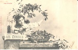 Thèmes  Fleurs, Plantes & Arbres - Les Fruits - Les Cerises - Flowers, Plants & Trees