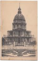 PARIS, Le Dome Des Invalides, Unused Postcard CPA [21579] - France