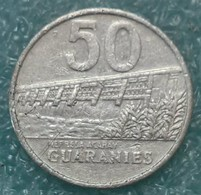 Paraguay 50 Guaranies, 2011 -2526 - Paraguay