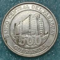Paraguay 500 Guaranies, 2007 - Paraguay