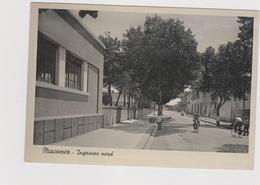 Ingresso Nord, Macomer - F.G. - Anni '1930 - Nuoro
