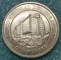 Paraguay 500 Guaranies, 2006 - Paraguay
