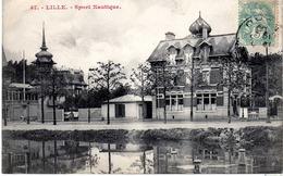 NORD-Lille-Sport Nautique - 47 - Lille