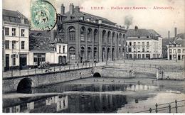 NORD-Lille-Halles Aux Sucres-Abreuvoir - 68 - Lille