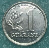 Paraguay 1 Guarani, 1986 ↓price↓ - Paraguay