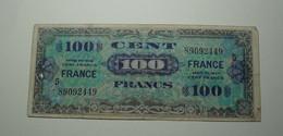 1944 - France - 100 FRANCS, Série De 1944 - Impression Américaine, Série 5 - 89092449 - Autres