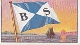SB01571 Lloyd Zigaretten - Reedereiflagen Der Welthandelsflotte Bild 11 Deutschland Behnke & Sieg Danzig - Cigarettes