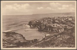 General View, Port Isaac, Cornwall, C.1940 - Frith's Postcard - England