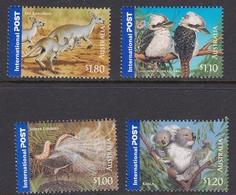 Australia ASC 2201-2204 2005 Bushlife, International, Mint Never Hinged - 2000-09 Elizabeth II