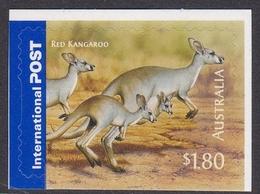 Australia ASC 2204a 2005 Bushlife, International Red Kangaroo From Booklet, MNH - 2000-09 Elizabeth II
