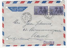 Vietnam, Airmail Letter Cover Travelled 1980 Saigon - Cholon Pmkb180725 - Viêt-Nam