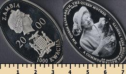 Zambia 1000 Kwacha 2000 - Zambie