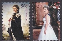 Australia ASC 2358-2359 2006 Queen Elizabeth II Birthday, Mint Never Hinged - 2000-09 Elizabeth II