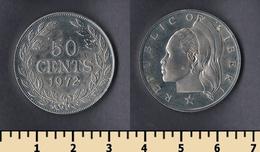 Liberia 50 Cents 1972 - Liberia