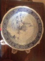 Grande Piatto In Ceramica Olandese Royal Sphinx-Boch Delft Anni 50 Netherland - Delft (NLD)