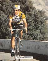 CYCLISTE - JEAN-RENE- BERNAUDEAU - Cyclisme
