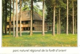 10 - PARC NATUREL REGIONAL DE LA FORÊT D'ORIENT - MAISON DU PARC A PINEY - France