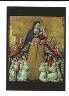 CPM 84 Avignon Vierge De Miséricorde Pietro Di Domenico Neuve TBE Musée Petit Palais - Pintura & Cuadros