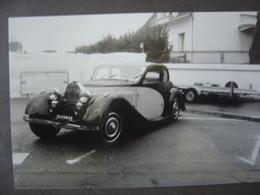 Photo 10 X 15 - BUGATTI  TYPE 57 - VENTOUX - Automobiles