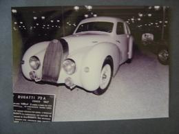 Photo 13 X 18 - BUGATTI 73 A - 1947 - Automobiles