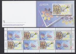 Europa Cept 2006 Armenia Booklet ** Mnh (39781) - 2006