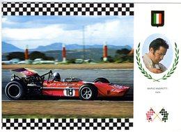 Mario Andretti   -   March 701 Ford     -  Carte Postale - Grand Prix / F1