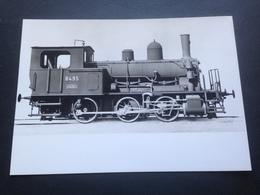 SBB - CFF - E 3/3 - Eisenbahnen