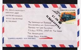 EL SALVADOR - 1997 - Briefomslag - Salvador