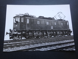 SBB - CFF - Be 4/7 - Eisenbahnen